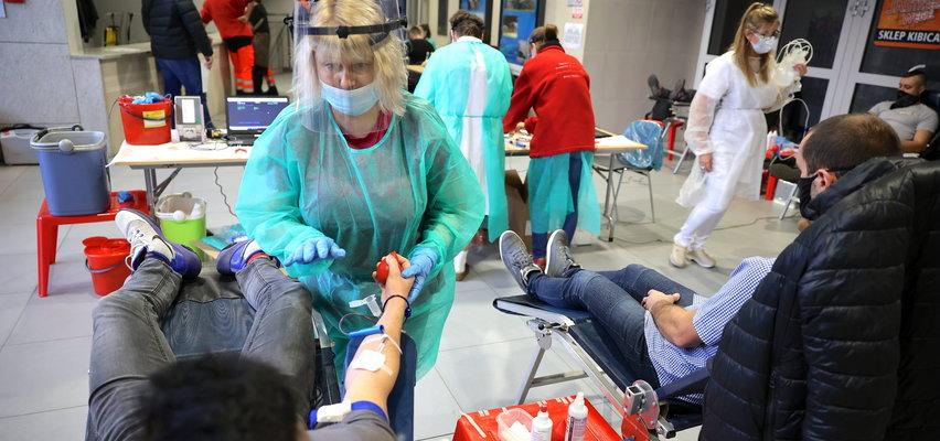 Jak można teraz oddać krew? Czy pandemia coś zmieniła?