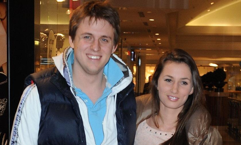 Brat Natalii Kukulskiej pokazał nową dziewczynę