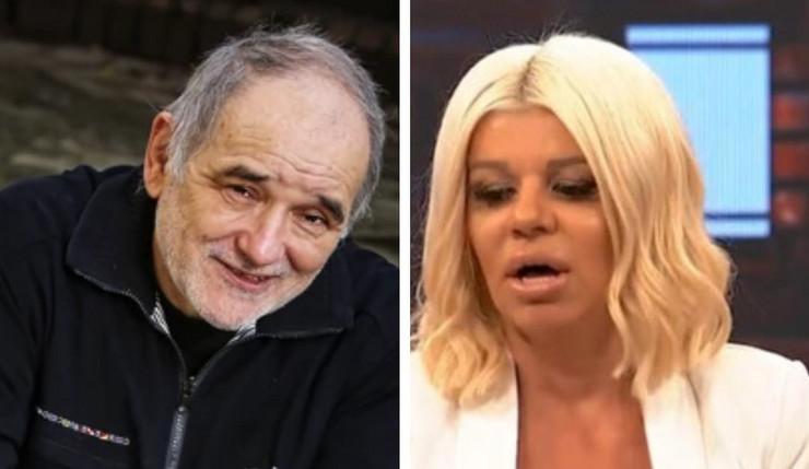 Đorđe Balašević i Dara Bubamara