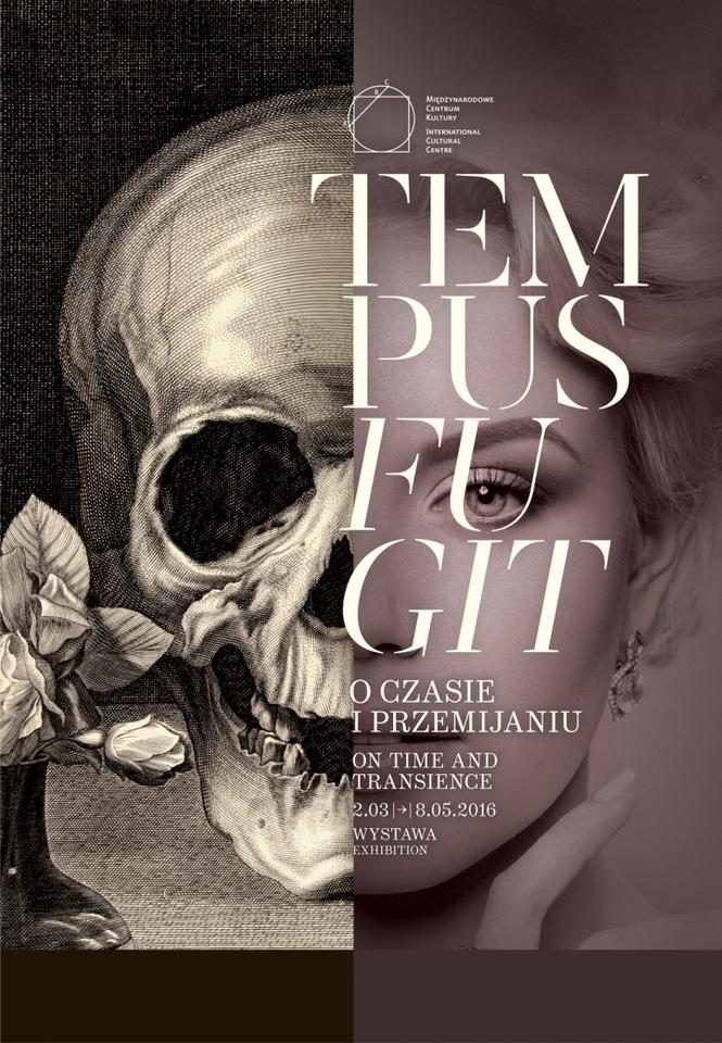 """""""Tempus fugit. O czasie i przemijaniu"""" w Międzynarodowym Centrum Kultury w Krakowie"""
