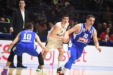 UŽIVO Borba za finale Superkupa ABA lige, Partizan - Budućnost