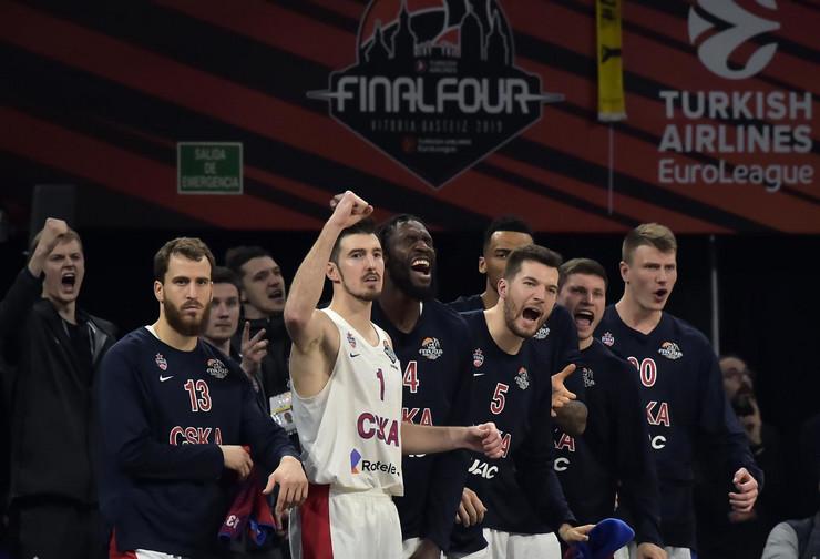 KK Efes, KK CSKA