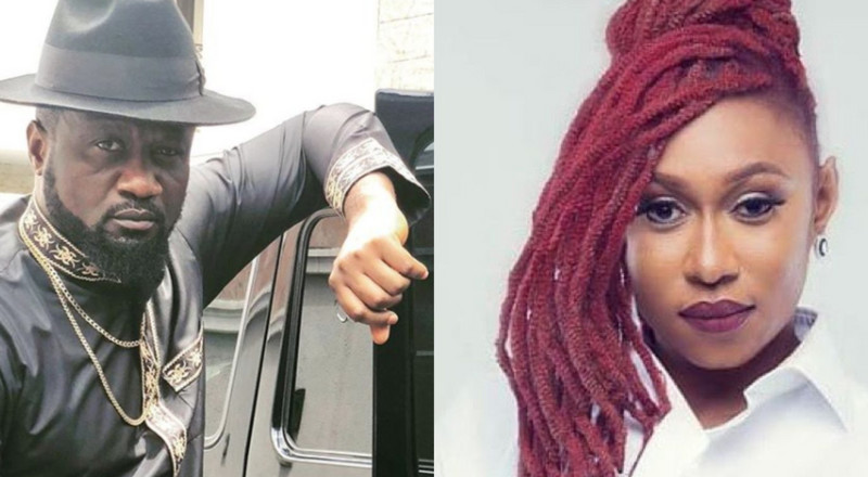 Jude Okoye replies Cynthia Morgan, May D and Peter (P Square) [Video]