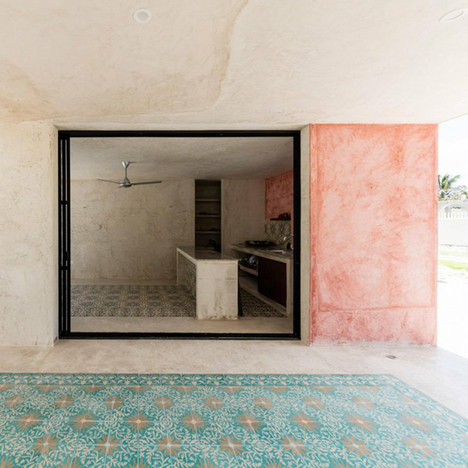Projekt El Palmar autorstwa Davida Cervera, Meksyk