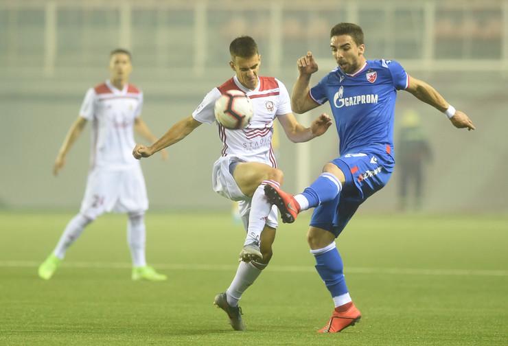 FK Crvena zvezda FK Voždovac