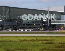 Port Lotniczy Gdańsk im. Lecha Wałęsy obsłużył w 2017 roku 4 mln 611 tys. 514 pasażerów