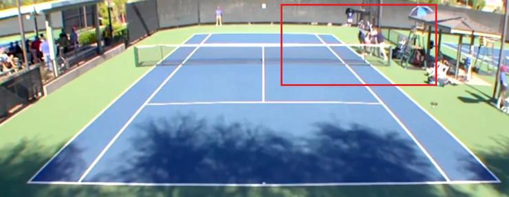 Tuča teniserki