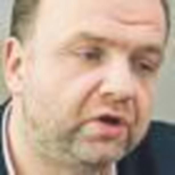 Michał Serzycki Fot. Wojciech Górski