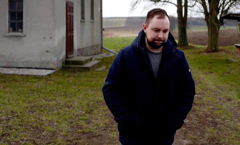 Mariusz Milewski ofiara księdza spotkał się z prymasem Wojciechem Polakiem