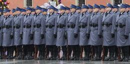 Brakuje policjantów, więc młodych... oddelegowano do SOP