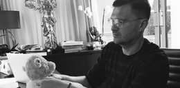 Jego mąż zalewa sięłzami, ale Maciej Zień pozostaje niewzruszony