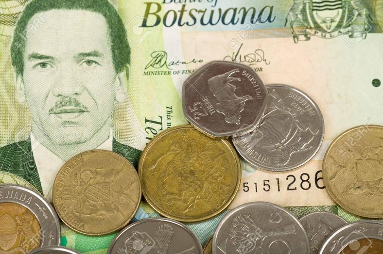 The Botswana Pula