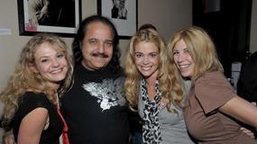 Ron Jeremy walczy o życie