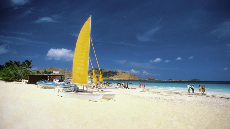 Karaibska plaża