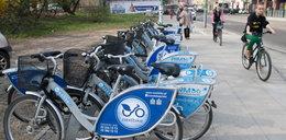 Duża popularność poznańskich rowerów miejskich!