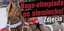 Naga-olimpiada po niemiecku! Zdjęcia