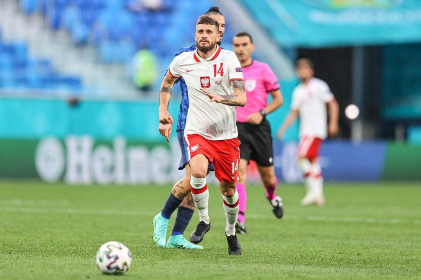 Mecz Polska-Hiszpania na Euro 2020
