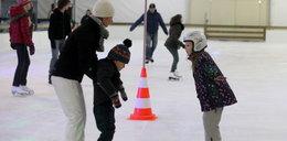 Darmowe lekcje łyżwiarstwa na lodowisku