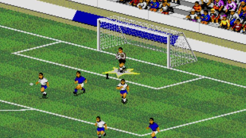 FIFA International Soccer - 1993 rok