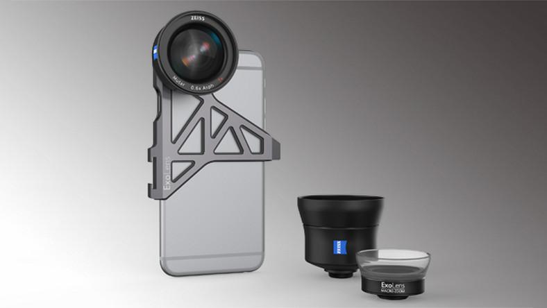 Obiektywy Zeiss Dla Smartfona Wysokiej Jakości Makro Tele I