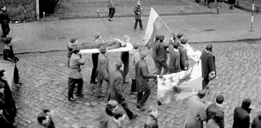 """50 lat od """"Czarnego Czwartku"""". Kim był Janek Wiśniewski?"""