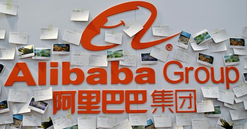 Alibaba to gigant na chińskim rynku handlu internetowego