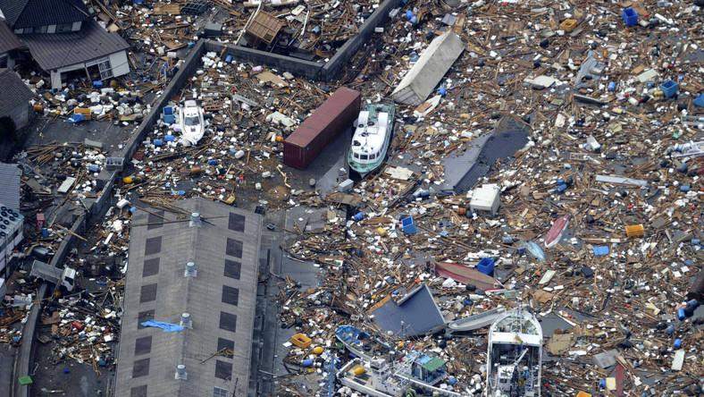 Jest nowy oficjalny bilans tragedii w Japonii
