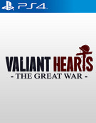 Okładka: Valiant Hearts: The Great War