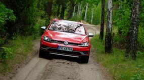 Volkswagen Golf Alltrack – prześwit i elektronika | TEST