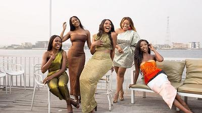 Arese Ugwu's 'Smart Money Woman' series is coming to Netflix