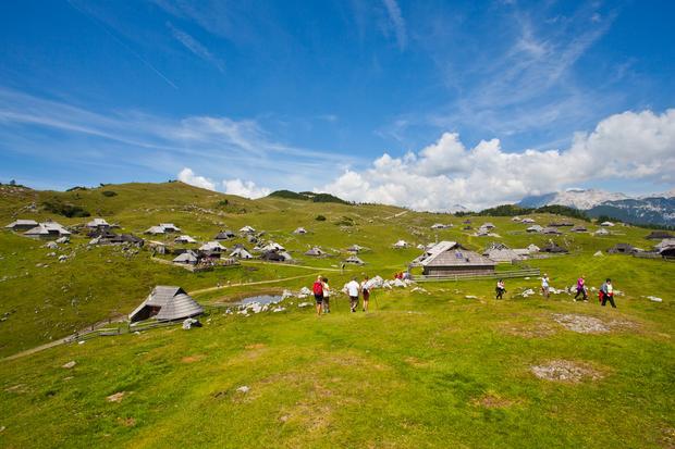 Alpy Kamnicko-Savinjskie, Słowenia