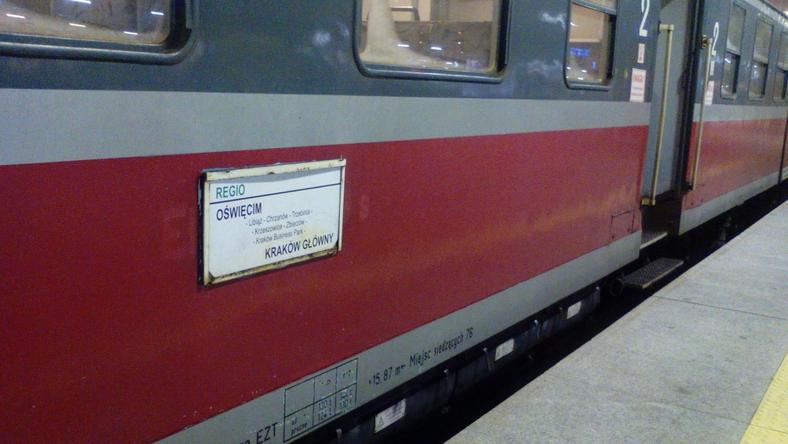 Pociąg spóźnił się 222 razy w ciągu miesiąca