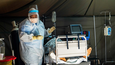More Covid-19 patients to die in Africa report reveals