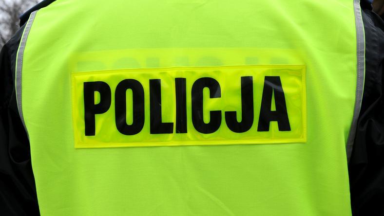 Policja otrzymała zgłoszenie przed godz. 12
