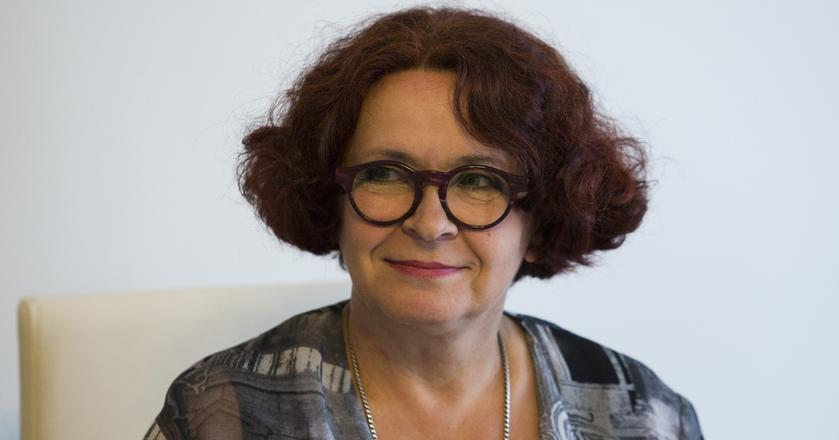 Elżbieta Kruk uważa, że należy informować o dużej obecności niemieckich właścicieli w polskich mediach
