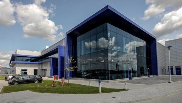 Budynek dywizji Turbo Systems BorgWarner Poland Sp. z oo