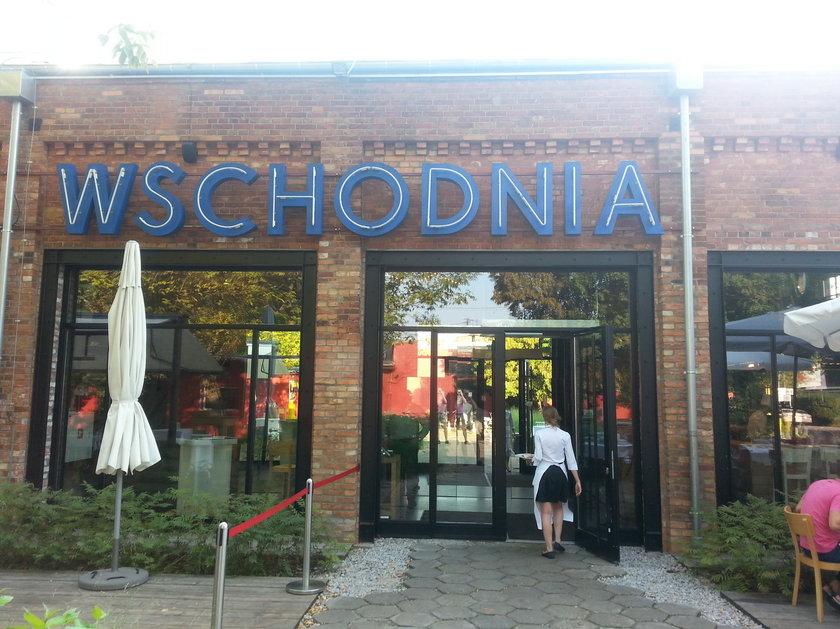 Restauracja Warszawa Wschodnia, w której klientem jest Krzysztof Ibisz