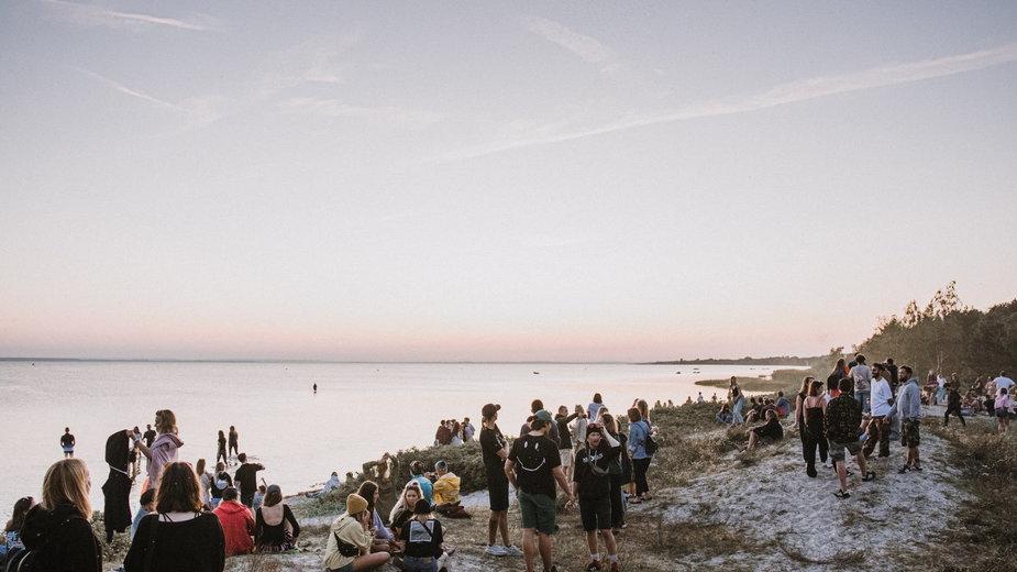 Pierwsza edycja Salt Wave Festival