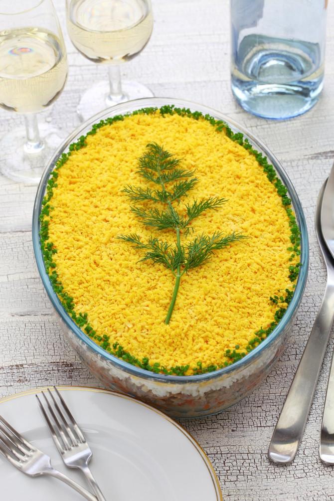 Bela salata