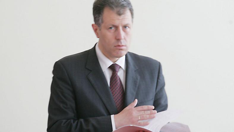 Stasiak:Prezydent może zrezygnować z referendum