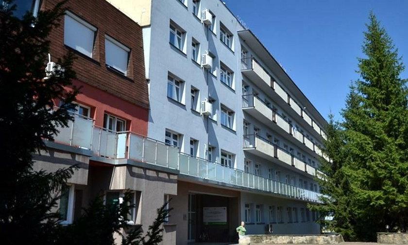 Szpital MSWiA w Głuchołazach