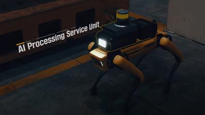 Robot Spot pojawił się w fabryce Hyundai. Jest inspektorem bezpieczeństwa