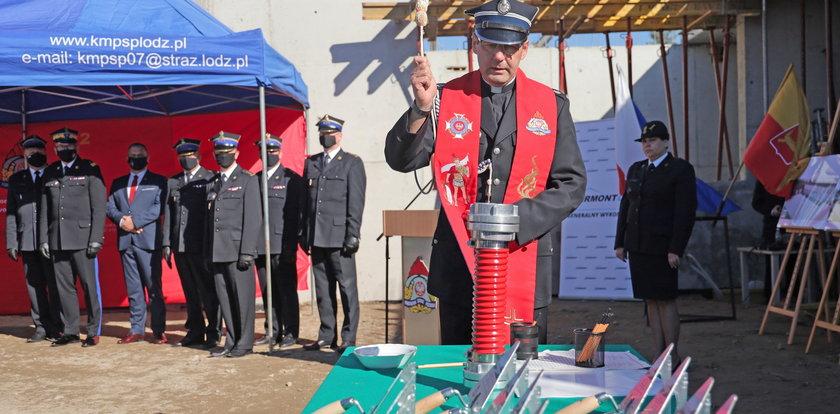Strażacy z Łodzi dostaną nową jednostkę