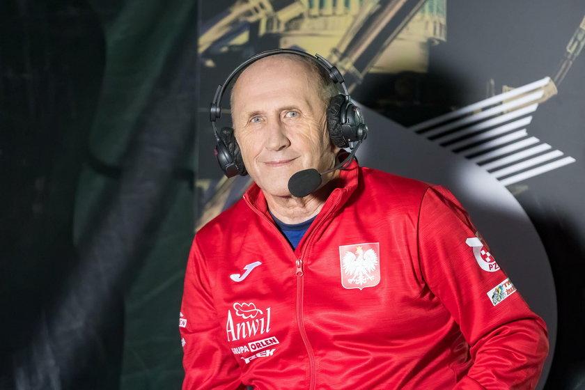 W weekend w Lublinie podczas drużynowych mistrzostw świata odbędzie się pożegnanie Marka Cieślaka (70 l.) z reprezentacją Polski