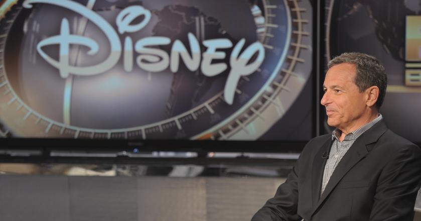 Bob Iger, prezes Disneya