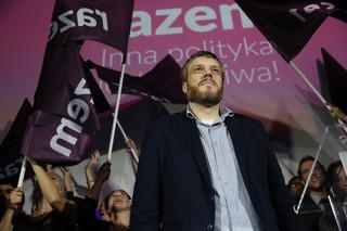 Zandberg: Partia Razem dziękuje wyborcom za zaufanie