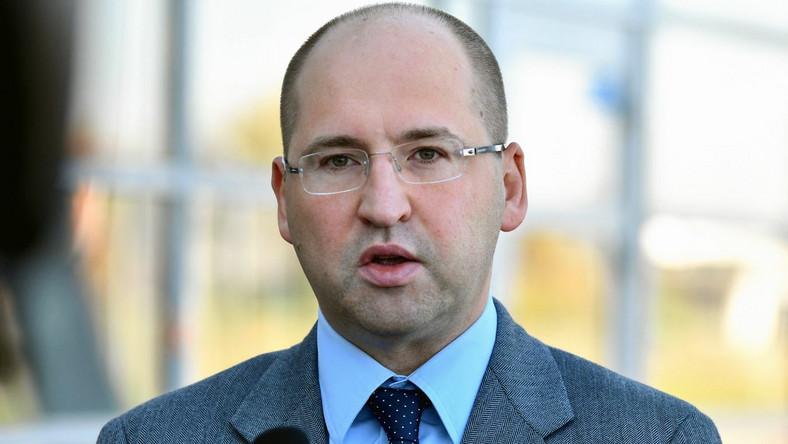 Adam Bielan Fot. Marta Dudzinska / Agencja Gazeta