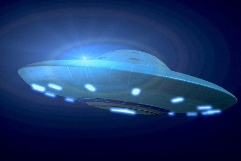 UFO lądowało na Mokotowie?