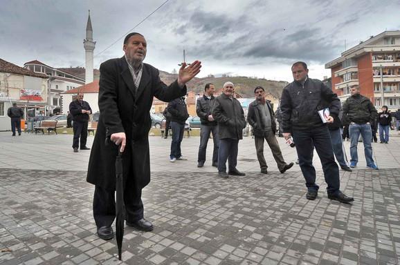 Posle akcije Žandarmerije, u Preševu se očekuje da do podneva počene sastanak lidera svih šest političkih partija Albanaca sa juga Srbije