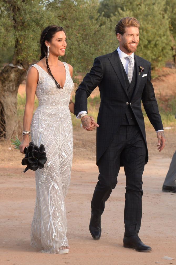 Kakva venčanica! Vau!